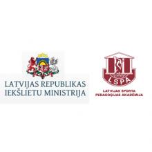 LSPA SADARBOSIES IEKŠLIETU MINISTRIJAS SPECIĀLISTU FIZISKĀS SAGATAVOŠANAS NODROŠINĀŠANĀ